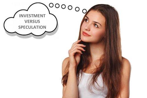 Investment Versus Speculation _1