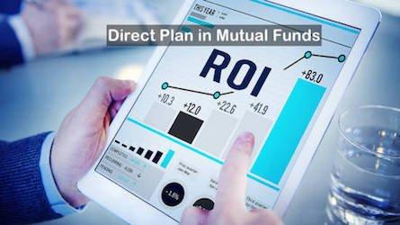 Direct Plan of Mutual Funds _ Return