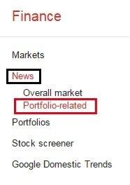 Google Finance India - 13