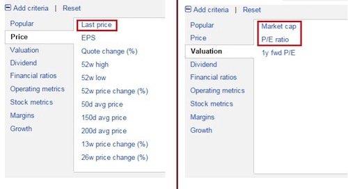 Google Finance India Portfolio News Screener Guide Getmoneyrich