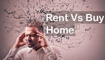 Rent Vs Buy Home - image