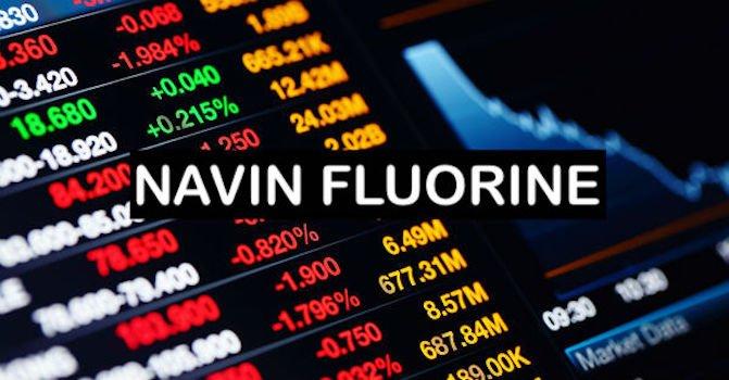 Navin Fluorine - Stock Analysis - Image